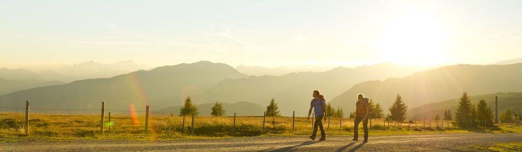 Alpe Adria Trail - Gerlitzen Alpe - © Kärnten Werbung, Franz Gerdl