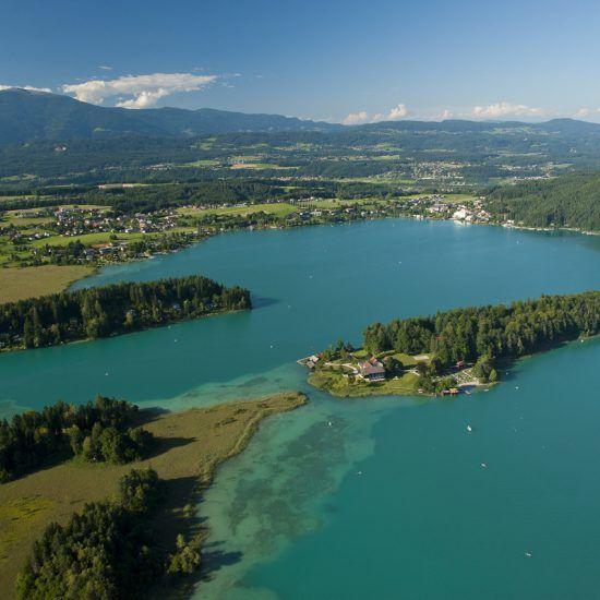 Faaker See - © Kärnten Werbung