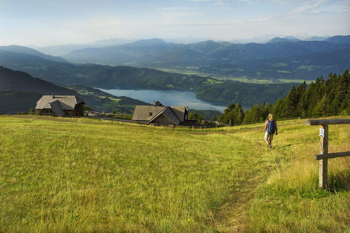 - Alpe-Adria-Trail - © Kärnten Werbung, Franz Gerdl
