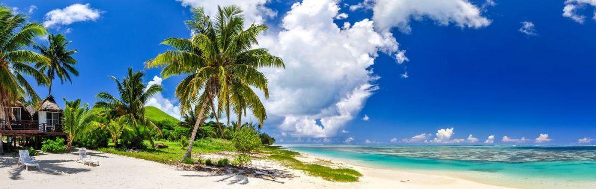 Aitutaki, eine Insel der Cook Islands © wallixx/AdobeStock
