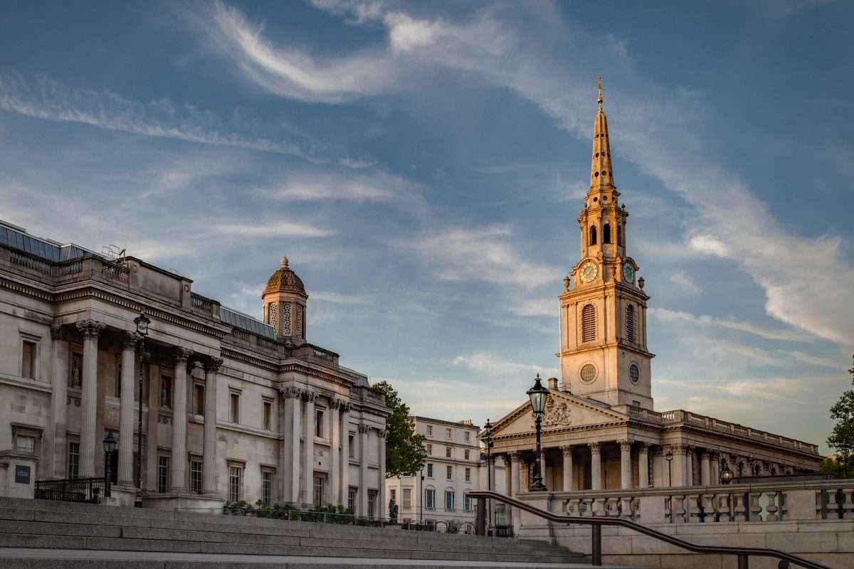 Die Kirche Saint Martin in the Fields © Victor Moussa/AdobeStock