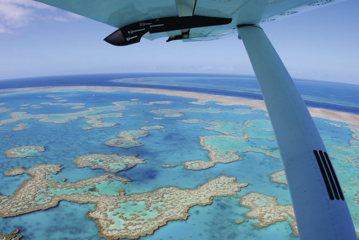 Great Barrier Reef, QLD © Tourism Whitsundays