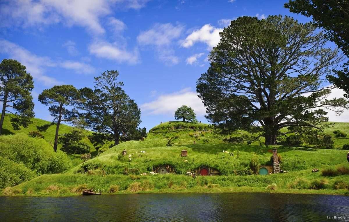 Hobbingen © Ian Brodie/newzealand.com