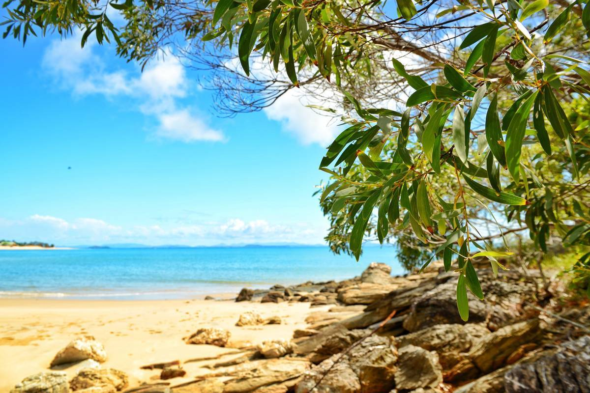 Nächster Stop: Putney Beach, Great Keppel Island © Reichlyn Aguilar/Tourism and Events Queensland