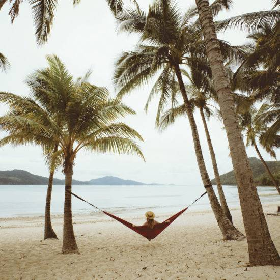 Der Catseye Beach auf Hamilton Island © Jason Hill and Tourism & Events Queensland