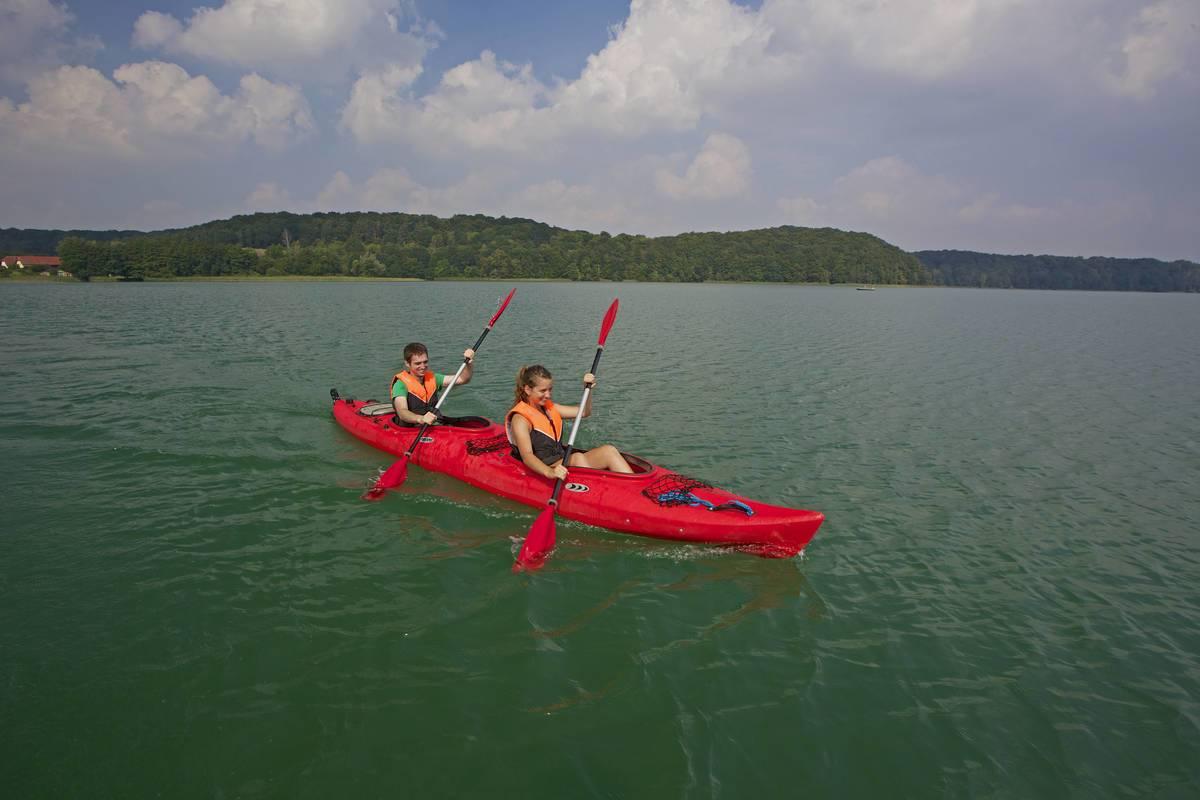 Kanutour auf den Feldberger Seen © Andreas Weise