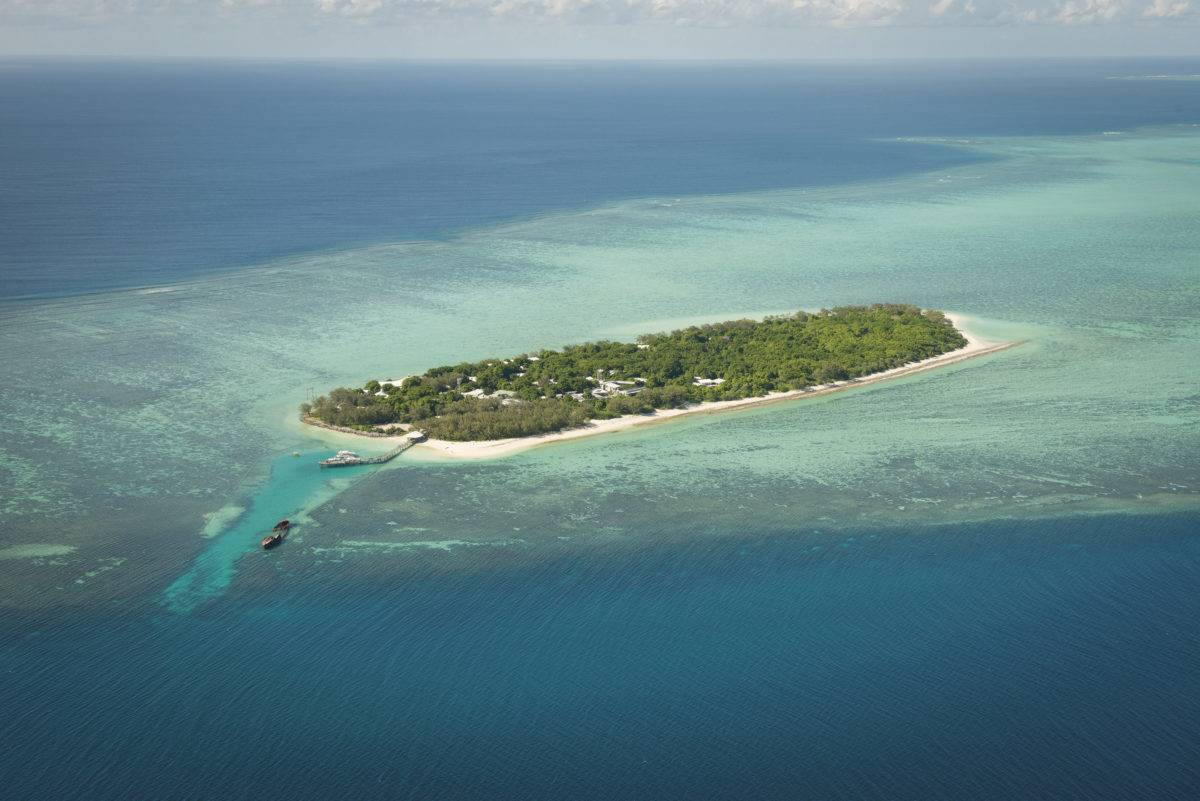 Heron Island © Tourism and Events Queensland