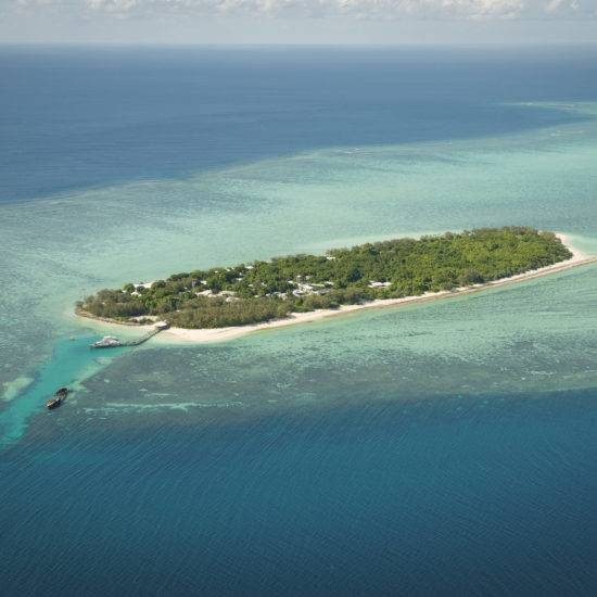 Heron Island © Tourism and Events Queensland