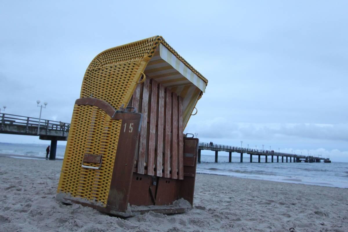 Strandkorb © Jessica Mintelowsky