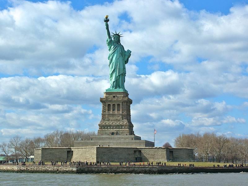 Freiheitsstatue New York © Carl Ernst Stahnke/pixelio.de