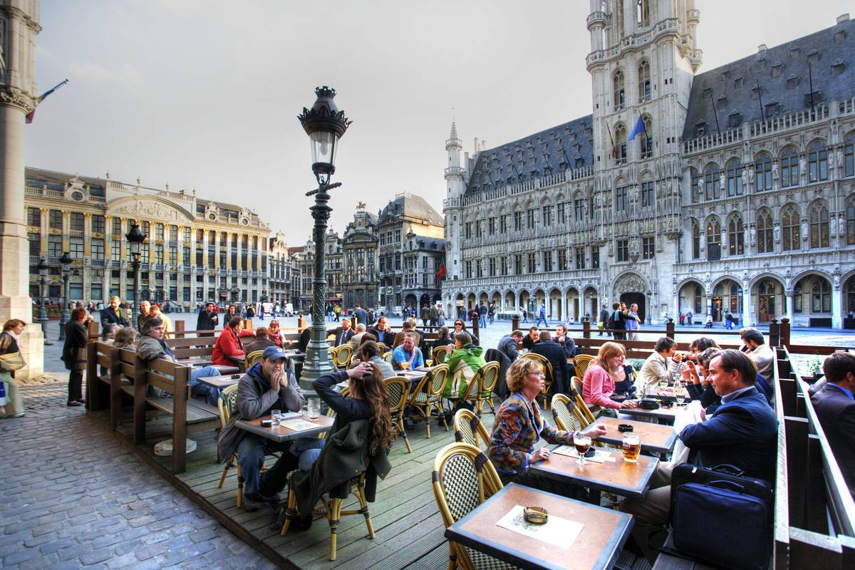 Grand Place © Jochen Tack