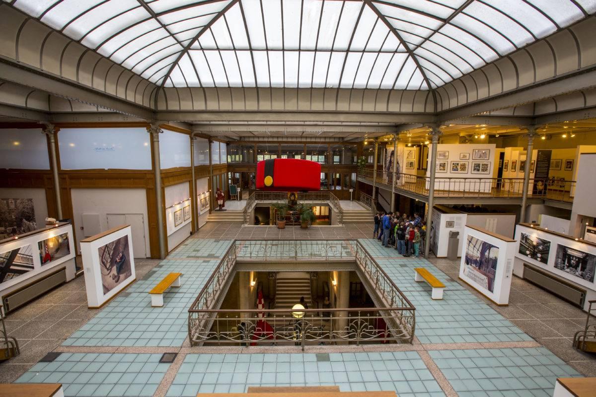 Comic Museum Brüssel © Jochen Tack