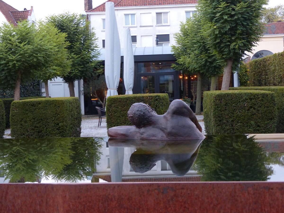 Hotel Montanus in Brügge © Martina Sörensen