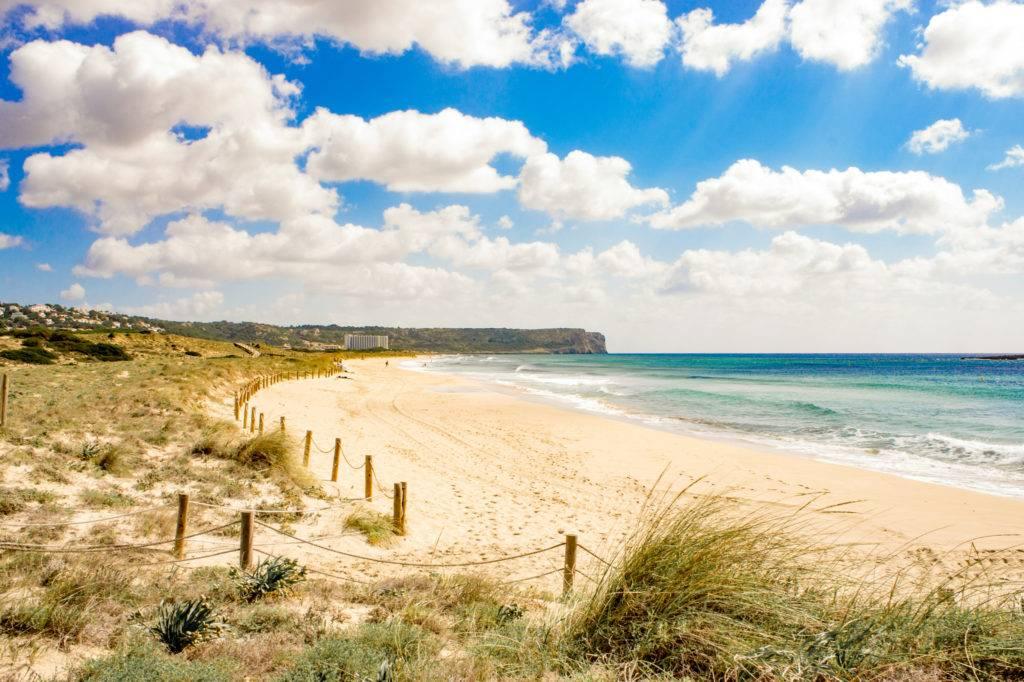 Der Strand von Son Bou © djura stankovic/AdobeStock