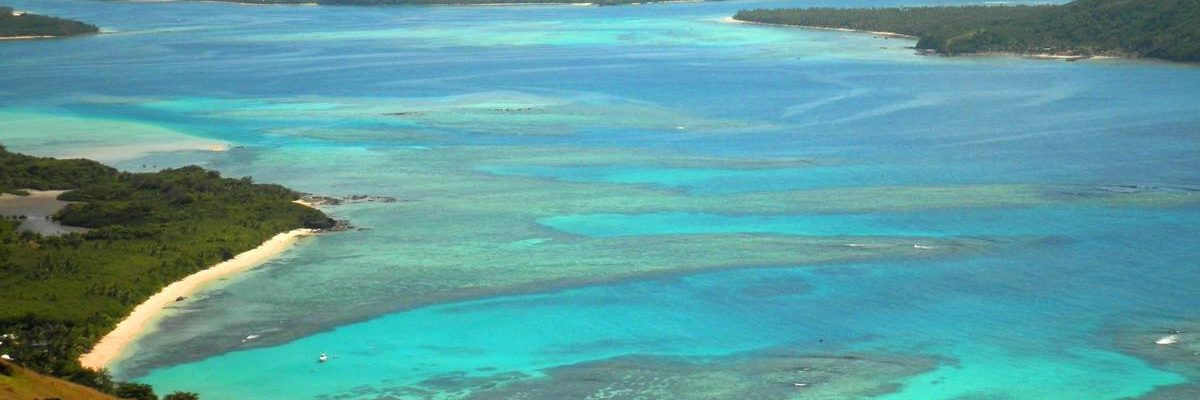 Fiji Paradise Islands © Nikonomad/AdobeStock