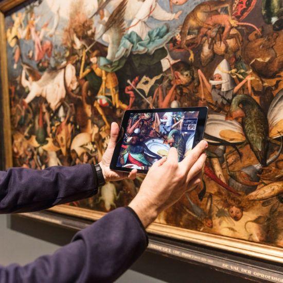 Zum Bruegel-Jahr wird der flämische Maler mit zahlreichen multimedialen Ausstellungen gefeiert © visitflanders
